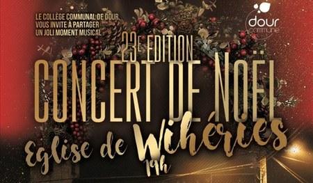 Concert de Noël à Wihéries