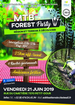 mtb forest