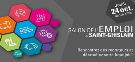 Salon de l'emploi de Saint-Ghislain