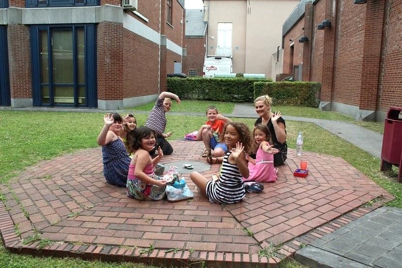 Ateliers ludiques en anglais et en néerlandais