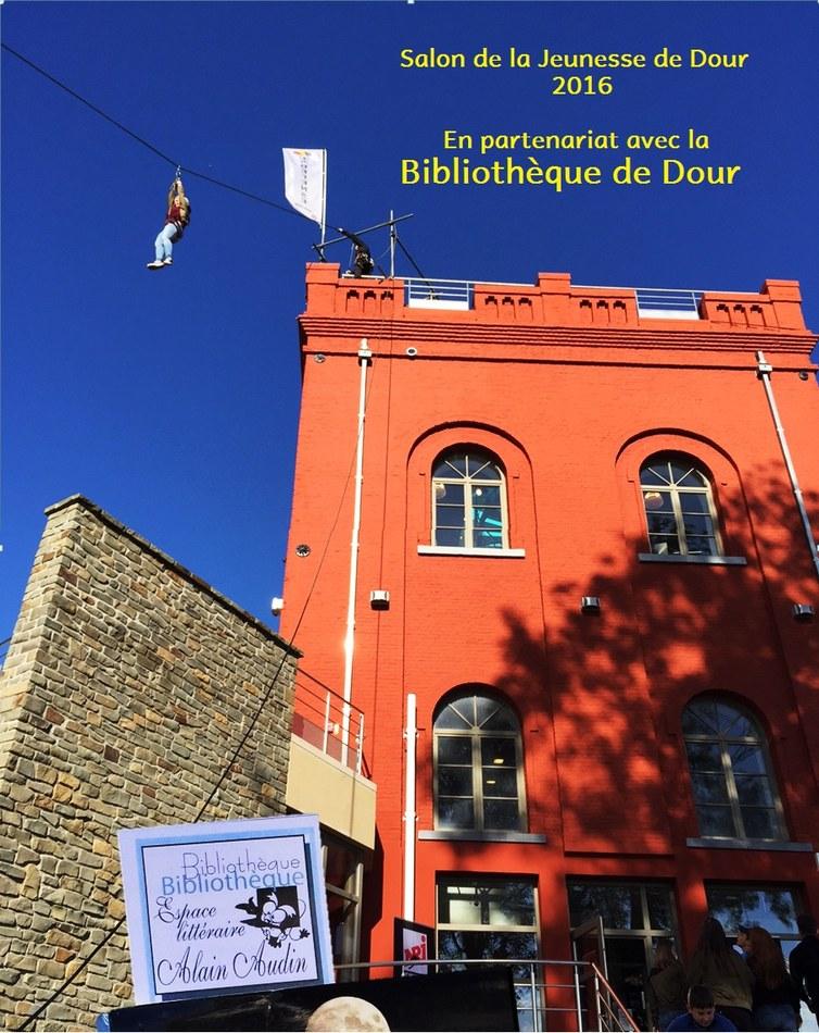 Salon de la jeunesse au Belvédère de Dour !