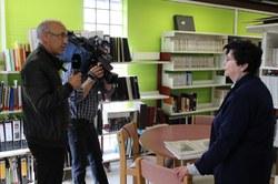 Télé MB à la Bibliothèque !