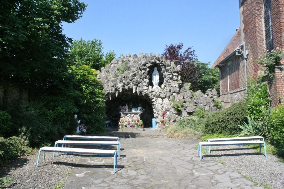 elouges grotte