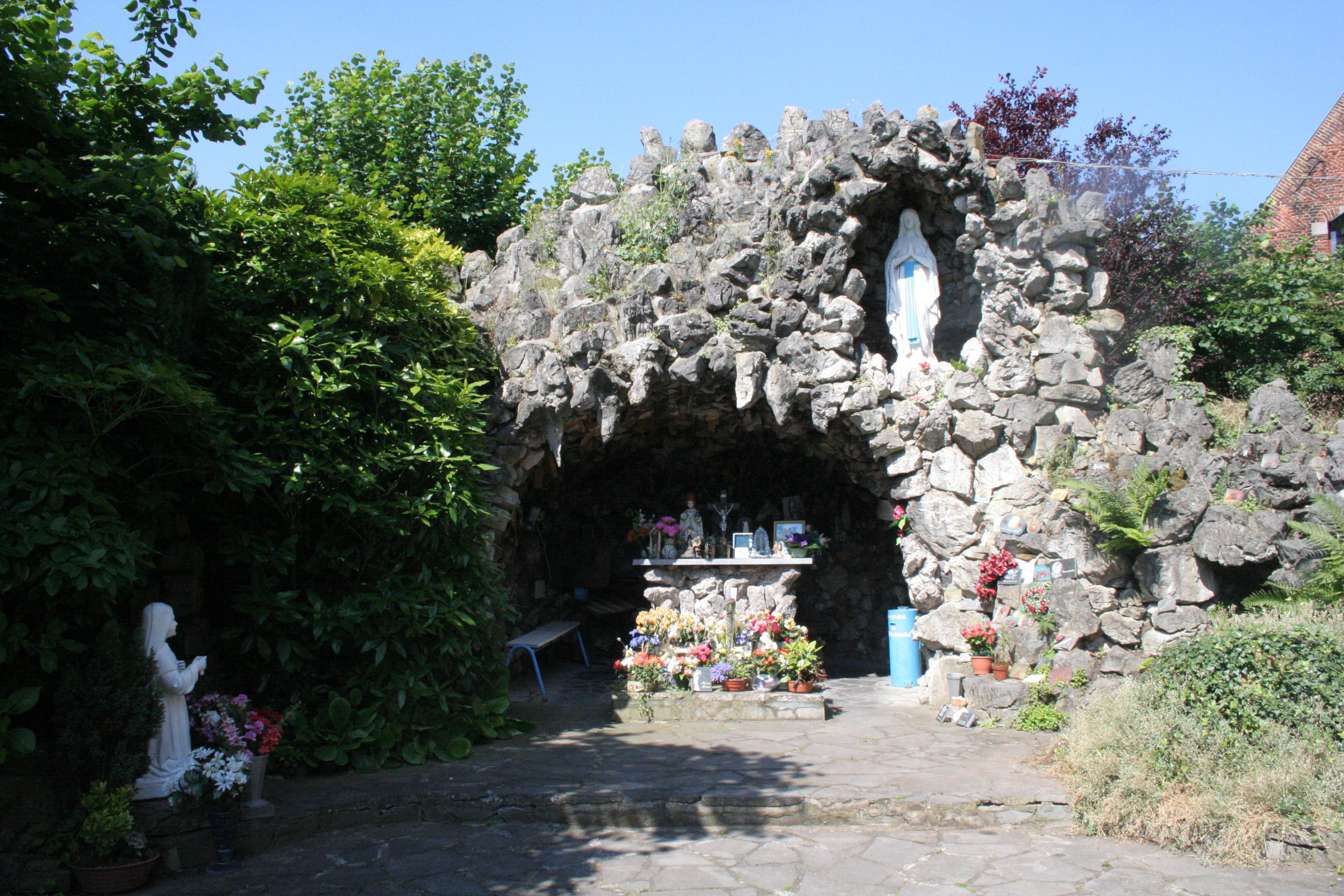elouges grotte2