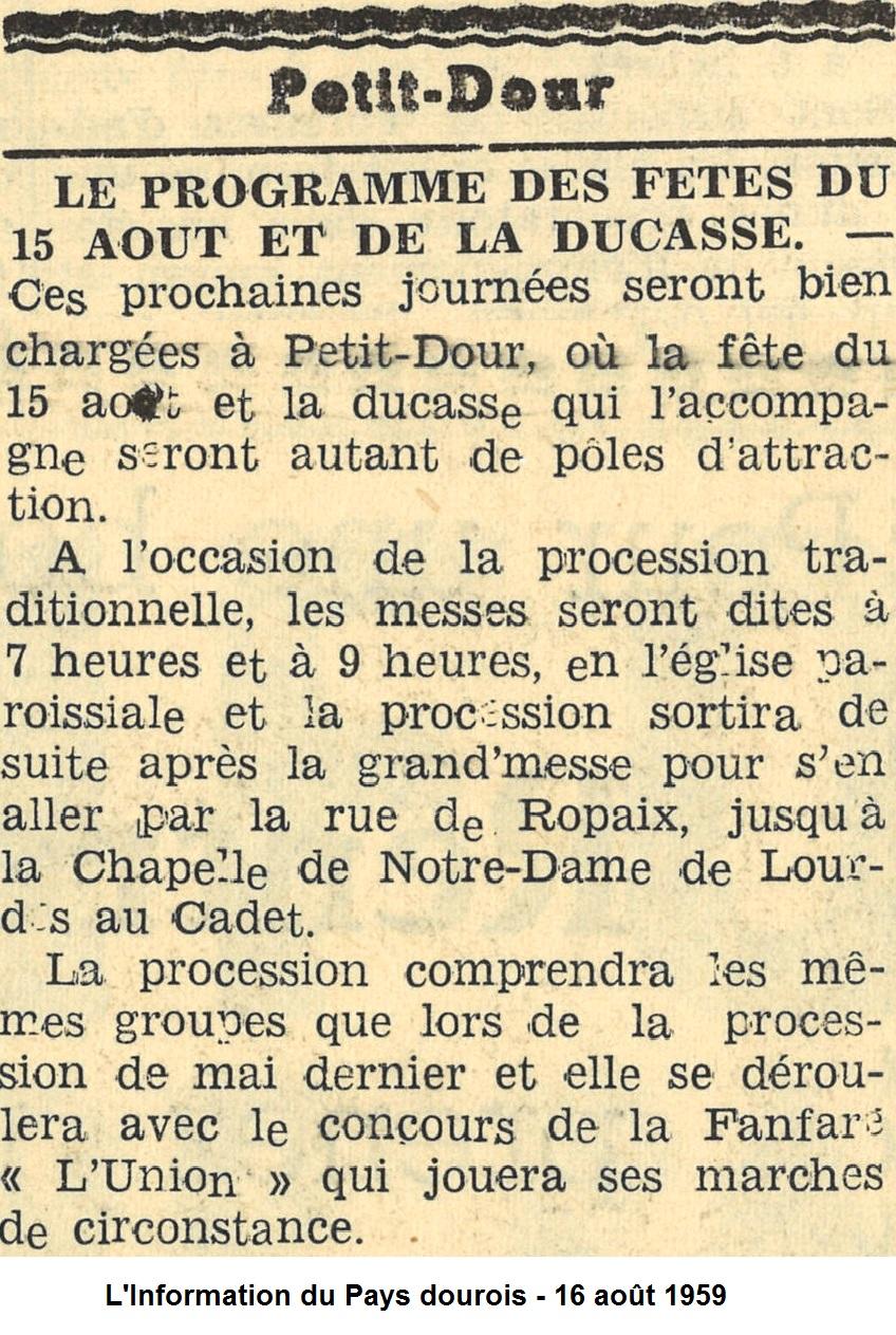 Petit Dour   Cadet3