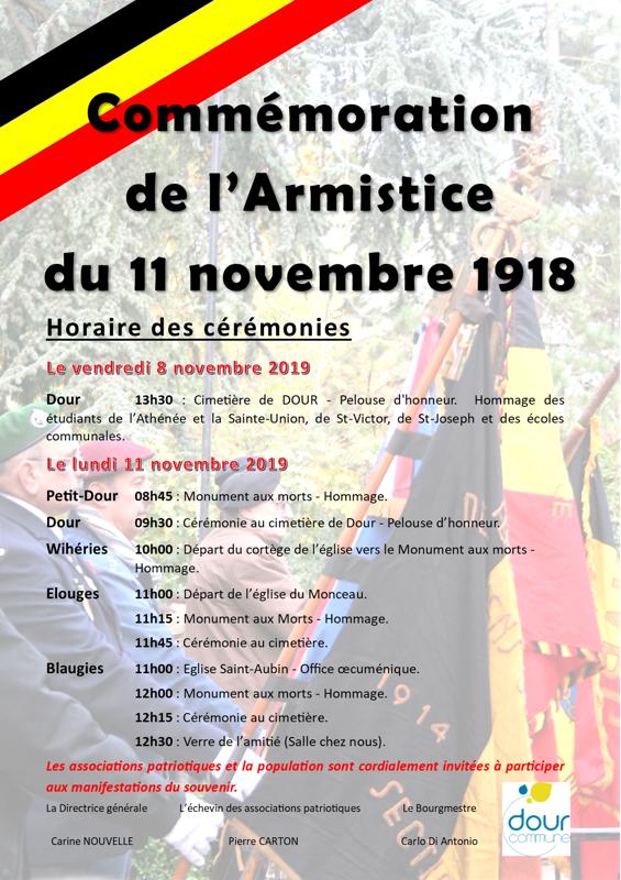 Commemoration armistice2