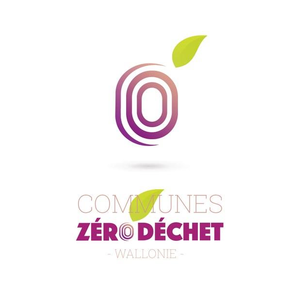 Zero dechet Logo Commune