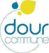 logo commune dourR